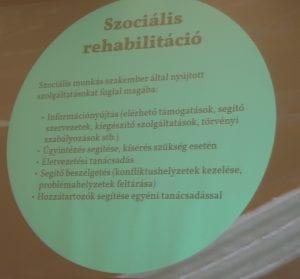 Beszámolónk a Szem(l)életmód Rehabilitációs Központ nyitókonferenciájáról
