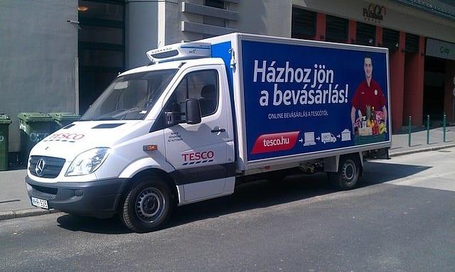 ad77b27c9a A Tesco vezeti az online FMCG áruházak listáját, az Auchan a második ...