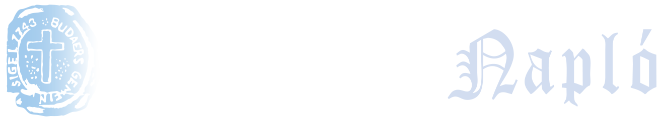 Budaörsi Napló Logo